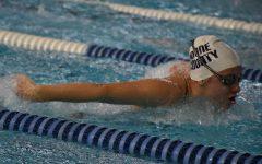 Gallery: Swimming at Simon Kenton Sprint Meet 12/1/18