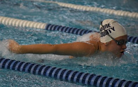 Gallery: Swimming at Simon Kenton Sprint Meet Dec. 1