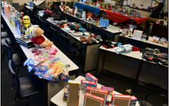 More than 75 people visit Jingle Bell Shop