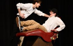 Gallery: Little Shop of Horrors Dress Rehearsal on Feb. 26