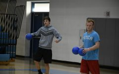 NHS hosts annual dodgeball tourney