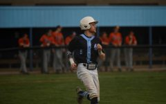 Baseball squad is Huff's youngest ever