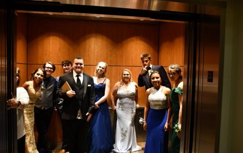 Gallery: Prom at Paul Brown Stadium on April 20