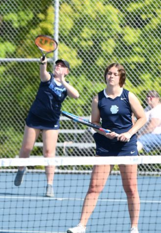 Gallery: Girls Tennis vs. Scott on May 8