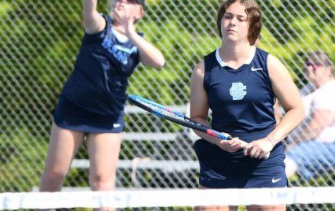 Gallery: Girls Tennis vs. Scott on May 8