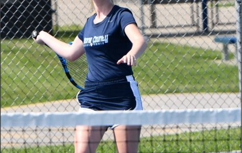 Tinnell, Griffin set example at No. 1 singles