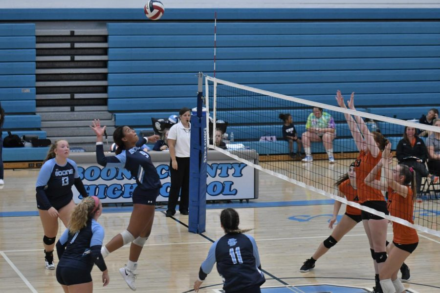 Gallery: Volleyball vs Ryle on Sept. 19