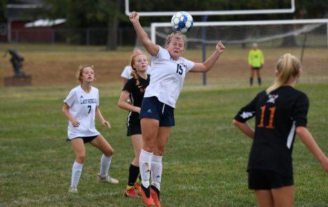 Gallery: Girls Soccer vs Ryle on Oct. 6