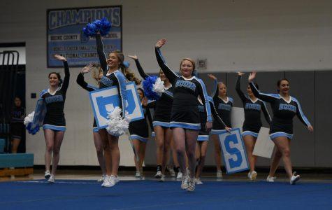 Cheer squad wins KHSAA State Championship