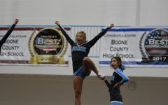 Gallery: Cheer at Region 5 Championship on Nov. 23