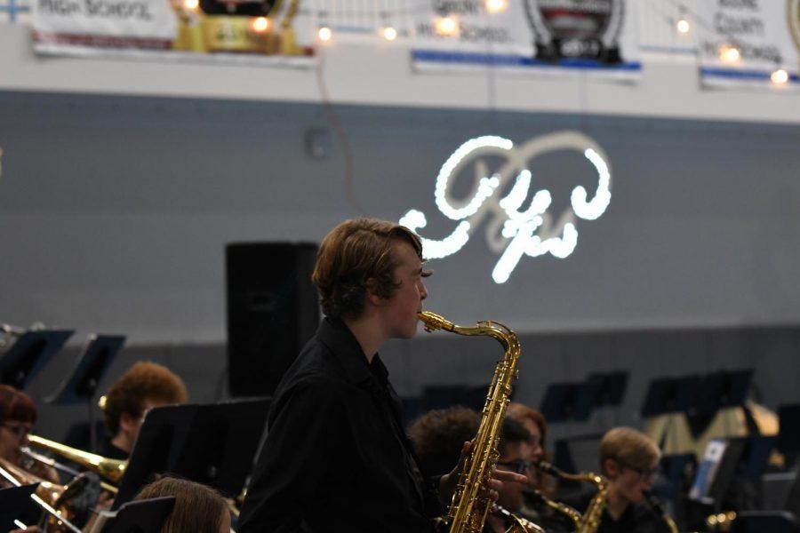 Gallery: Band Winter Pop Concert Dec. 10