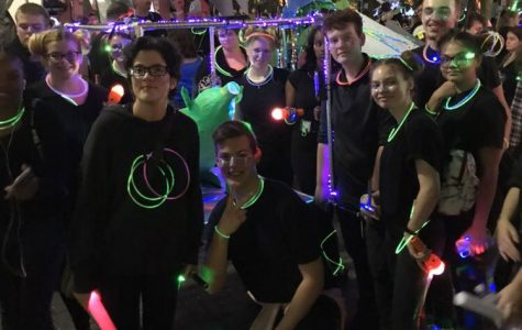 Boone students represent at BLINK