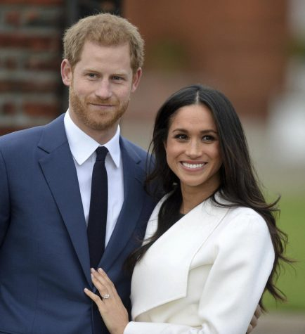 "Buckingham Palace has announced that Prince Harry and Duchess Meghan will no longer use ""royal highness"" titles and will not receive public money for their royal duties."