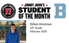 Gallery: Jimmy John's Student of the Month