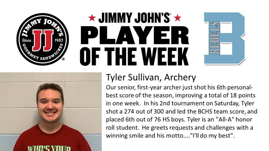 Gallery: Jimmy John's Player of the Week