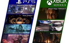 Exclusive games to drive sales of next gen consoles