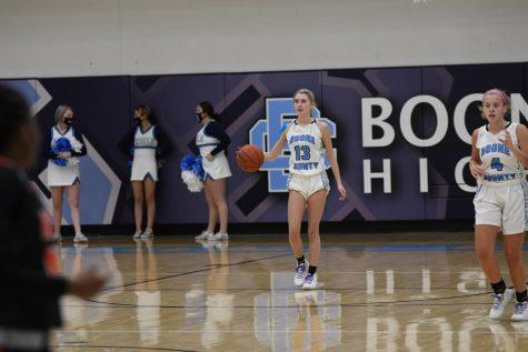 Gallery: Girls Basketball vs Ryle on Jan. 22
