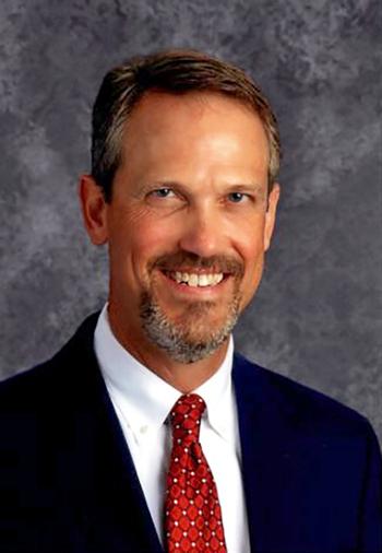 Boone County Superintendent Matt Turner